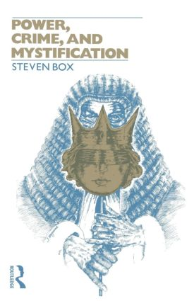 Power, Crime and Mystification: 1st Edition (Paperback) book cover