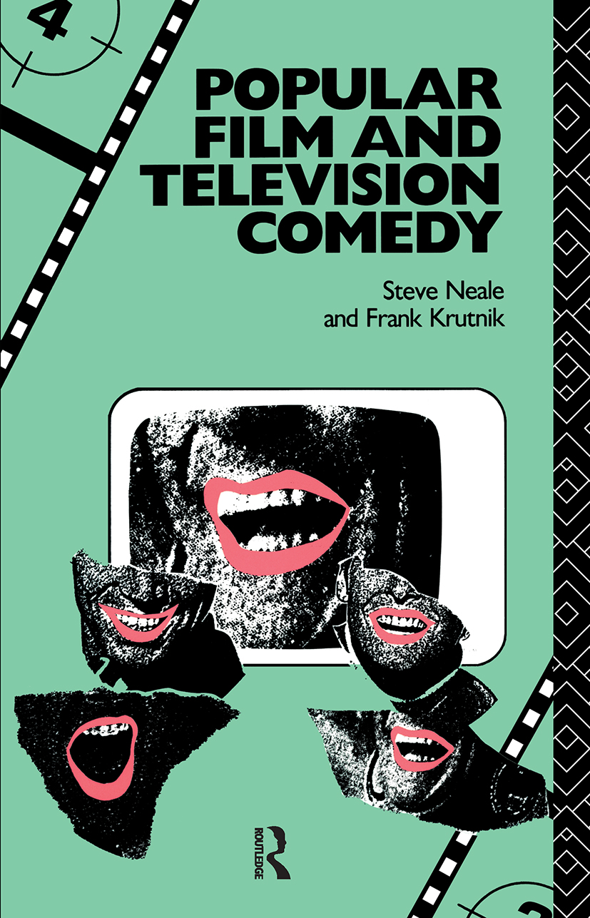 Popular Film and Television Comedy (Paperback) book cover