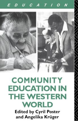 Community Education and the Western World (Paperback) book cover