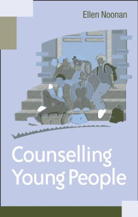 Counselling Young People (Paperback) book cover