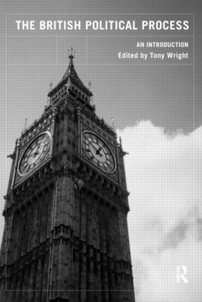 The British Political Process: An Introduction, 1st Edition (Paperback) book cover