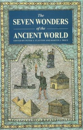 The Seven Wonders of the Ancient World (Paperback) book cover