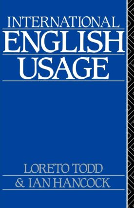 International English Usage (Paperback) book cover