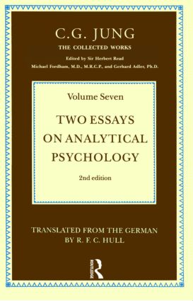 Two Essays on Analytical Psychology book cover
