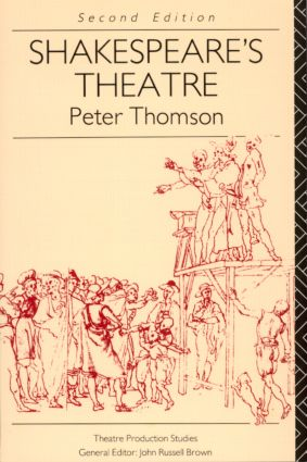Shakespeare's Theatre: 2nd Edition (Paperback) book cover
