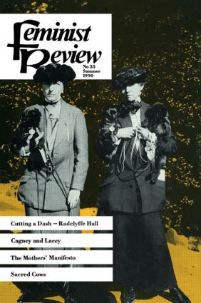 Feminist Review: Issue 35, 1st Edition (Paperback) book cover