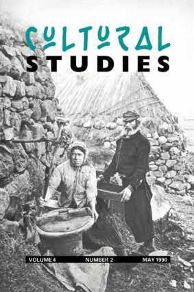 Cultural Studies: Volume 4, Issue 2, 1st Edition (Paperback) book cover