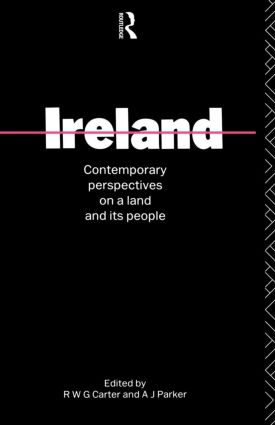 Ireland:Contemp Persp Land Peo: 1st Edition (Paperback) book cover