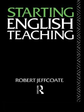Starting English Teaching book cover