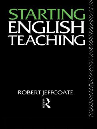 Starting English Teaching
