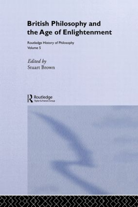 Routledge History of Philosophy Volume V