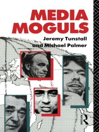 Media Moguls book cover