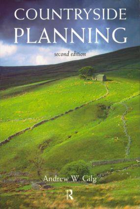 Countryside Planning: The First Half Century, 2nd Edition (Paperback) book cover