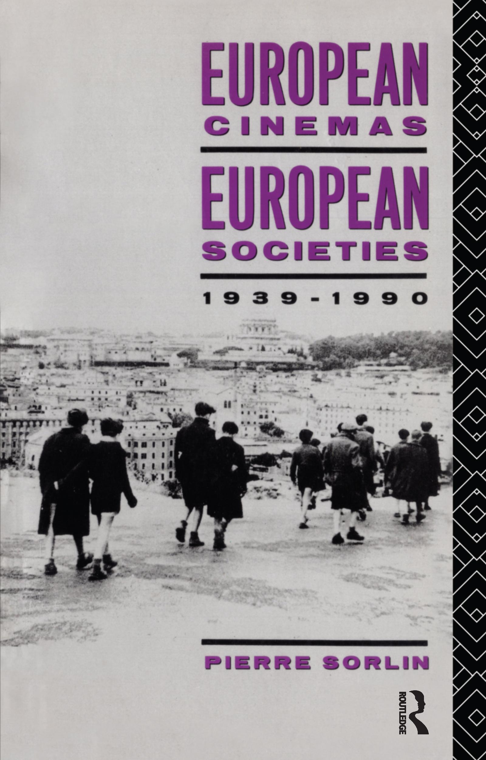 European Cinemas, European Societies