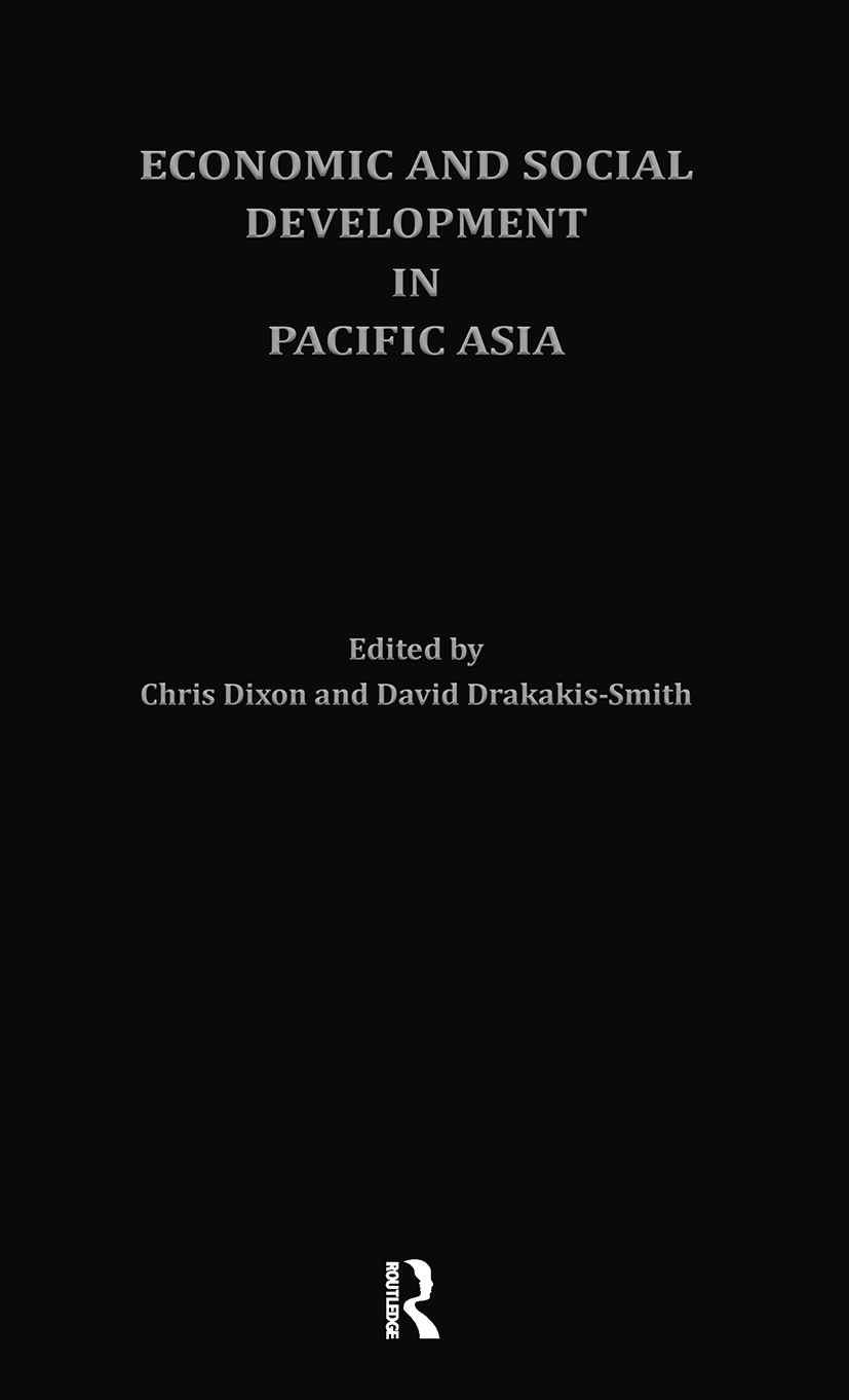 THE IMPACT OF FOREIGN DIRECT INVESTMENT ON THE GEOGRAPHICAL PATTERN OF FOREIGN TRADE FLOWS IN PACIFIC ASIA WITH SPECIAL REFERENCE TO TAIWAN