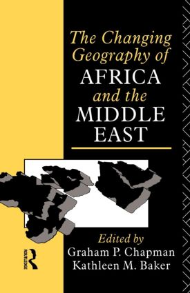 The Changing Geography of Africa and the Middle East