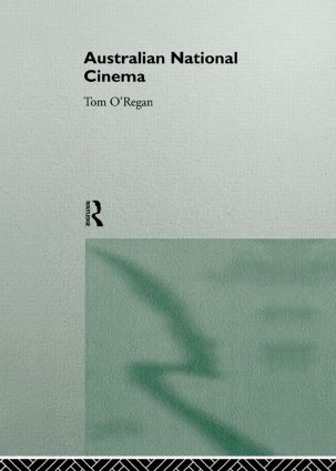 Australian National Cinema book cover
