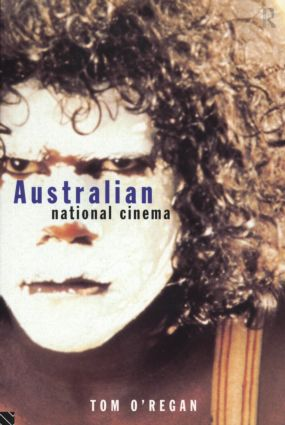 Australian National Cinema (Paperback) book cover