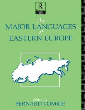 The Major Languages of Eastern Europe