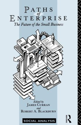 Paths of Enterprise: The Future of Small Business book cover