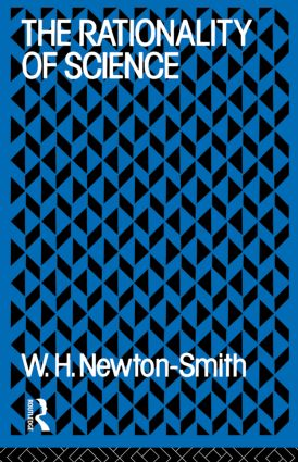 The Rationality of Science: 1st Edition (Paperback) book cover