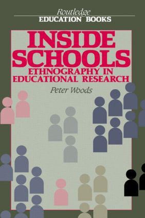 Inside Schools: Ethnography in Schools, 1st Edition (Paperback) book cover