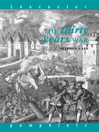 The Thirty Years War (Paperback) book cover