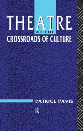 Theatre at the Crossroads of Culture (Paperback) book cover