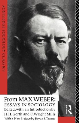 From Max Weber: Essays in Sociology book cover