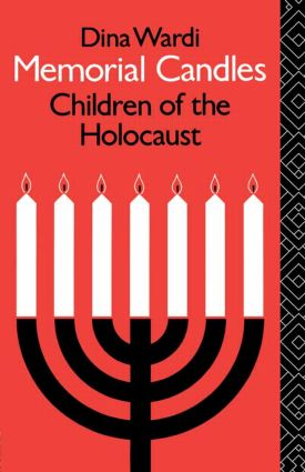 Memorial Candles: Children of the Holocaust book cover