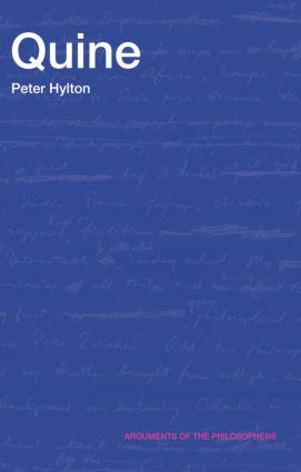 Quine book cover