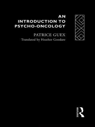 An Introduction to Psycho-Oncology: 1st Edition (Paperback) book cover