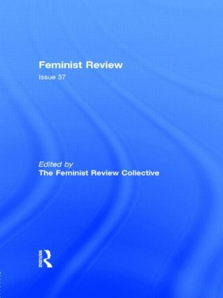 Feminist Review: Issue 37, 1st Edition (Paperback) book cover