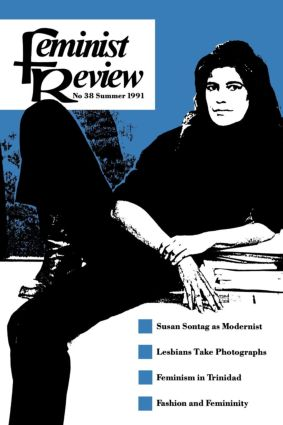 Feminist Review: Issue 38, 1st Edition (Paperback) book cover