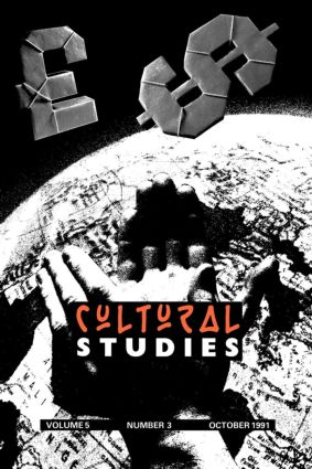 Cultural Studies V 5 Issue 3: 1st Edition (Paperback) book cover