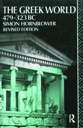 The Greek World 479-323BC