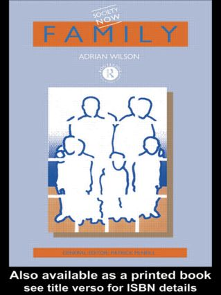 Family (Paperback) book cover