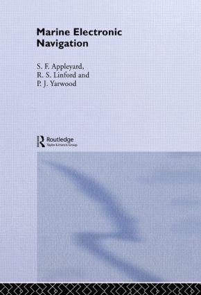 Marine Electronic Navigation: 2nd Edition (Hardback) book cover