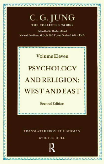 Psychology and Religion Volume 11: West and East book cover