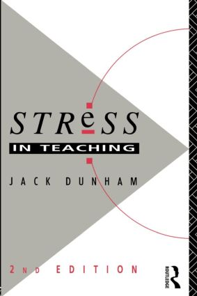 Stress in Teaching: 2nd Edition (Paperback) book cover
