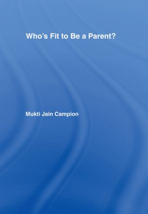 Who's Fit to be a Parent? book cover