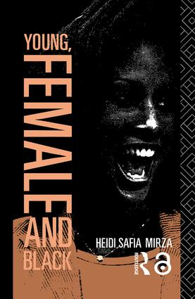Young, Female and Black: 1st Edition (Paperback) book cover