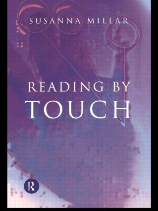 Reading by Touch (Paperback) book cover