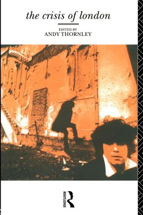 The Crisis of London (Paperback) book cover