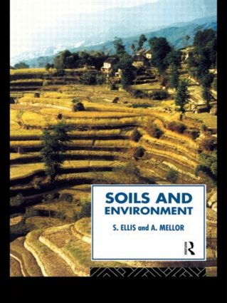 Soils and Environment: 1st Edition (Paperback) book cover