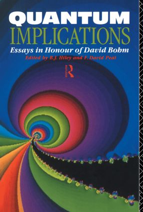 Quantum Implications: Essays in Honour of David Bohm (Paperback) book cover