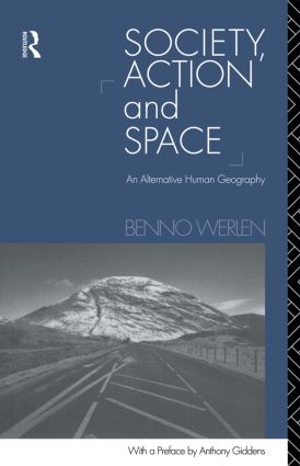 Society, Action and Space: 2nd Edition (Paperback) book cover