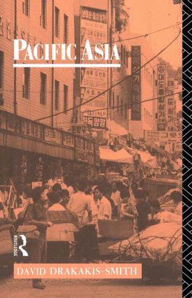 Pacific Asia: 1st Edition (Paperback) book cover