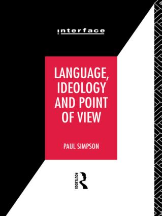Language, Ideology and Point of View book cover