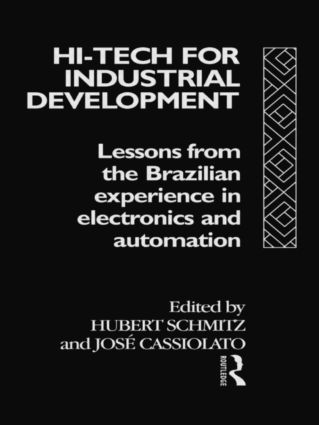 Hi-Tech for Industrial Development